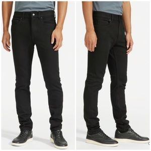 Everlane Uniform Men's Black Skinny Jeans